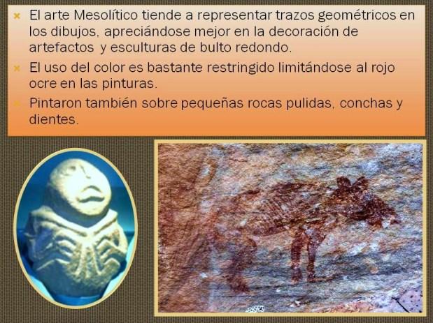 Arte del mesolitico.