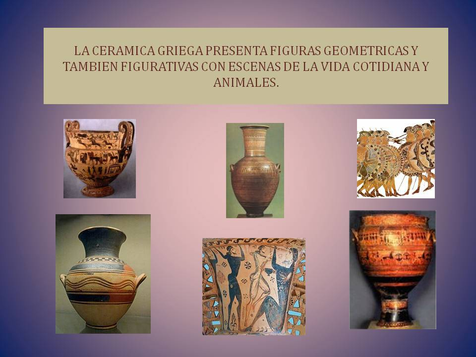 La ceramica en el arte griego historia del arte en resumen for Origen de la ceramica