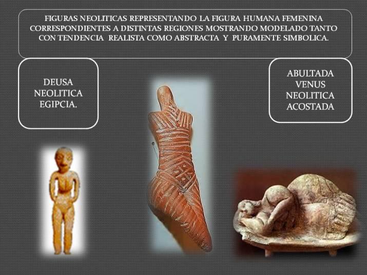 figurillas neoliticas