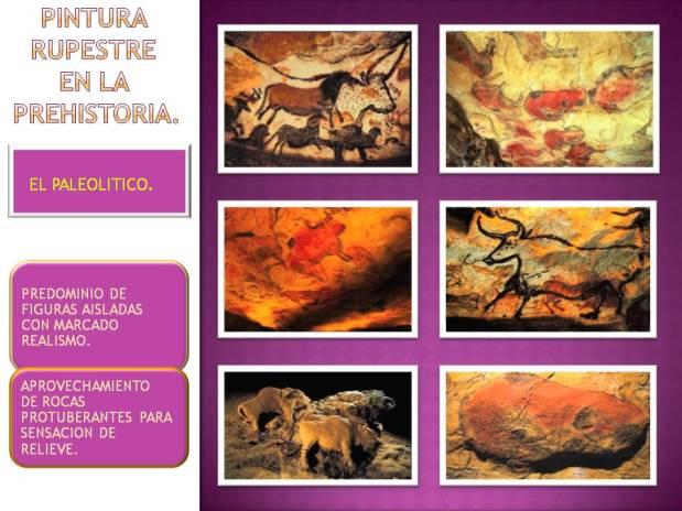 PINTURA Rupestre paleolitico