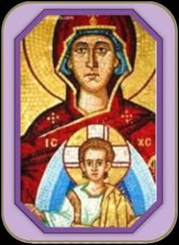 Virgen y el nino