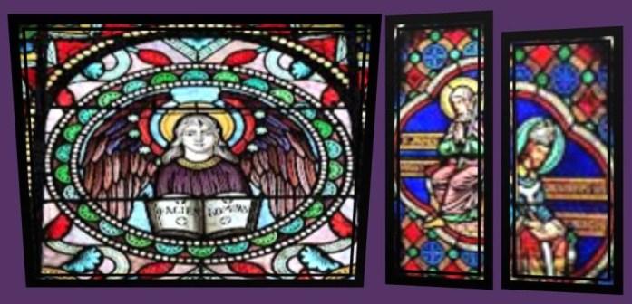 vitrales romanicos