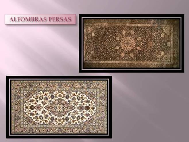 La historia en la cultura persa historia del arte en resumen for Alfombras persas chile