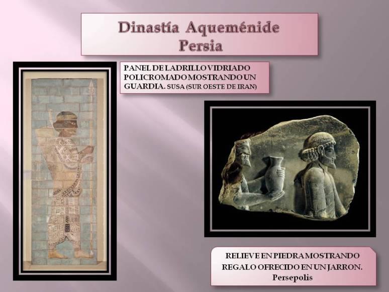 Dinastía Aqueménide Persia