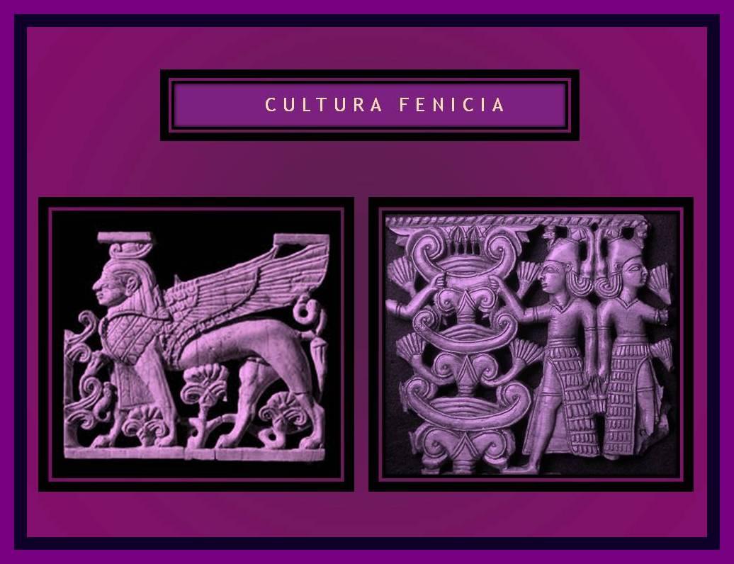 fenicia cultura: