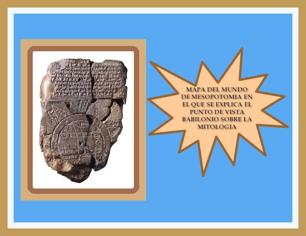 CULTURA BABILONICA   Historia del arte en resumen