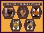 ceramicas etruscas antiguas