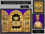 Virgen de Dehesa y Triptico de Stavelot.Romanico