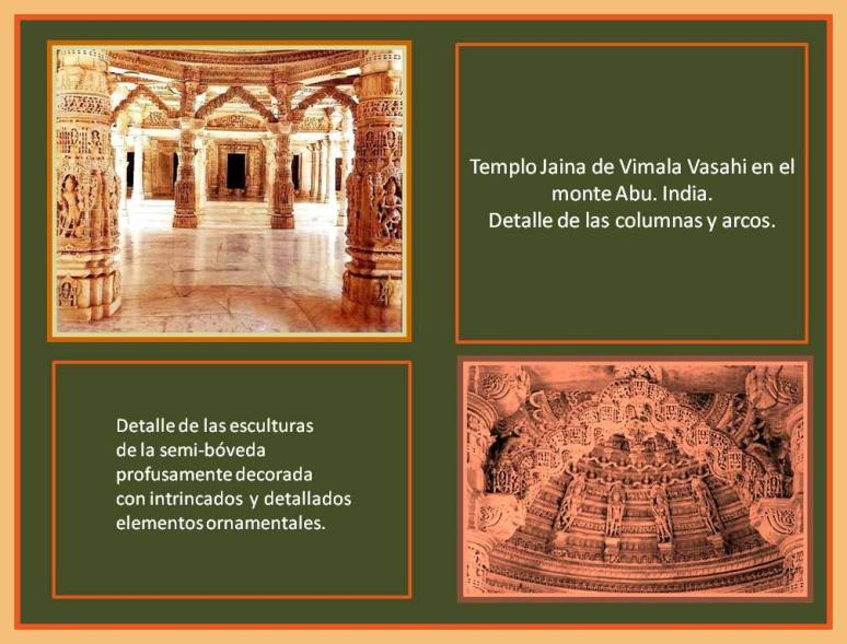 Interior de Templo Jain