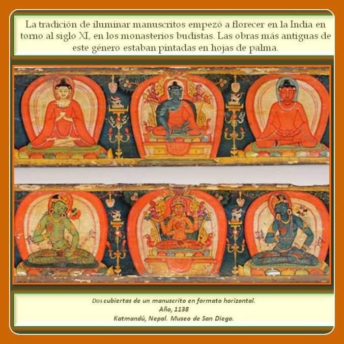Manuscritos Iluminados de La India