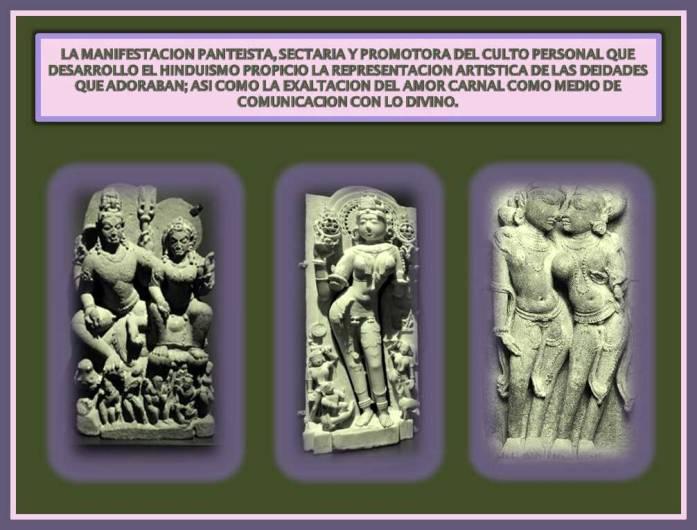 Panteismo y Culto personal en Hinduismo