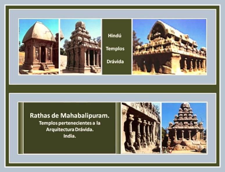 Rhadas de Mahabalipuram