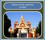 Templo de Gita en la ciudad deMathura.