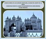 templo de Jai gurudev en mathura. UttarPradesh.