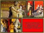 pinturas de Pompeya con Musicos interpretandoinstrumentos.