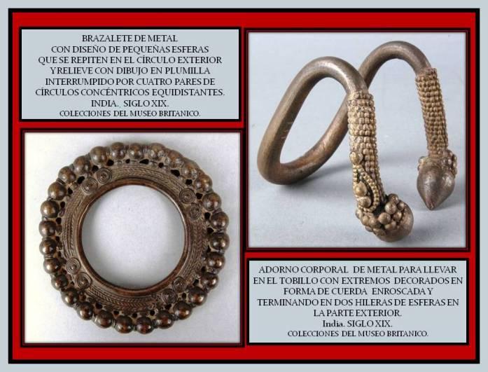 joyas de La India en la antiguedad.