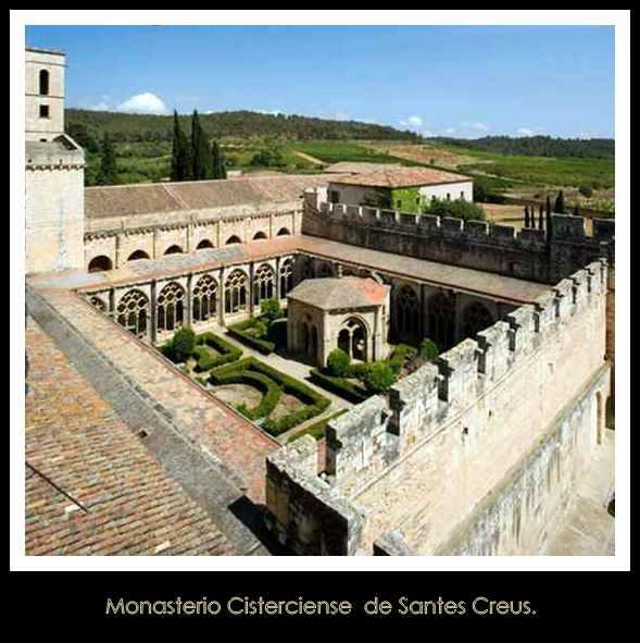 Monasterio_Santes_Creus