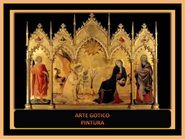 quadriptico gotico