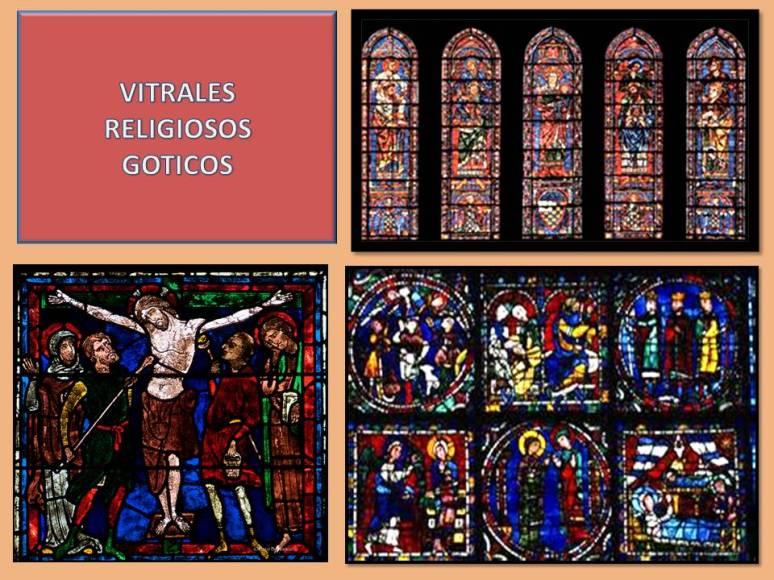 Vitrales goticos