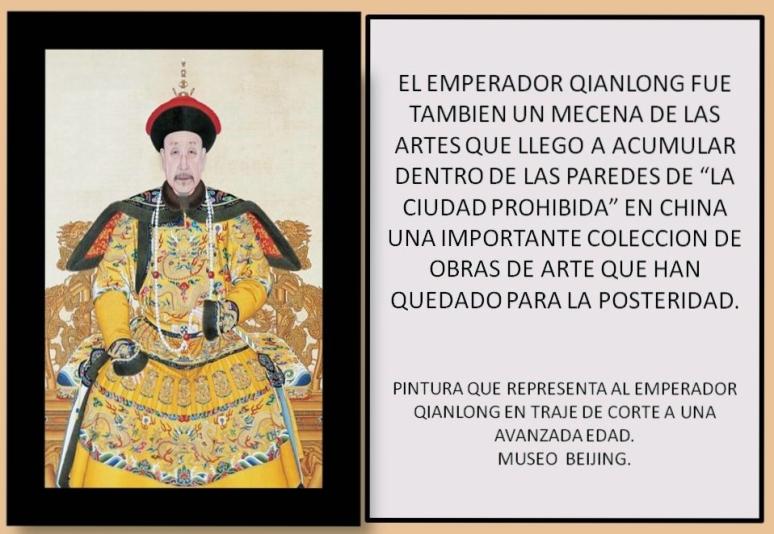 Emperador Qianlong