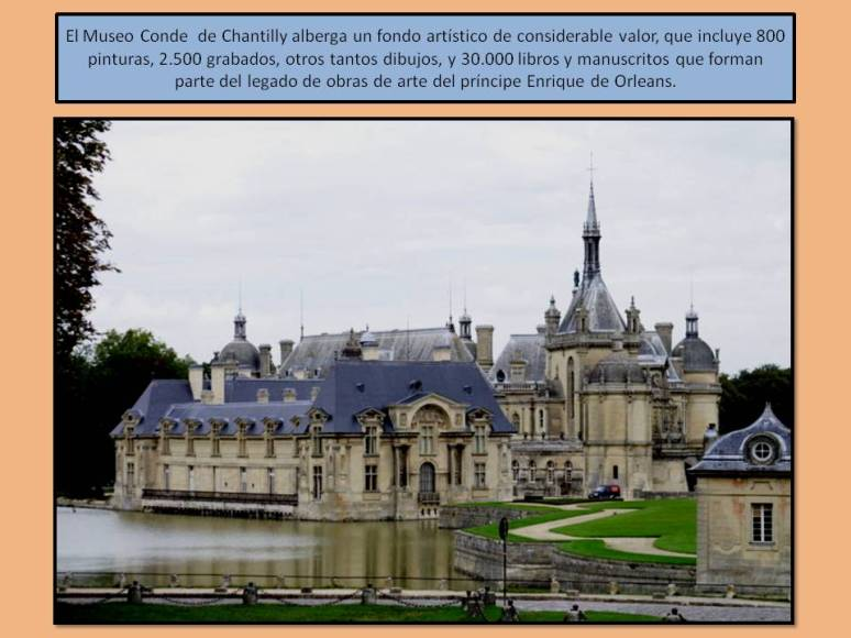 Museo Conde de Chantilly