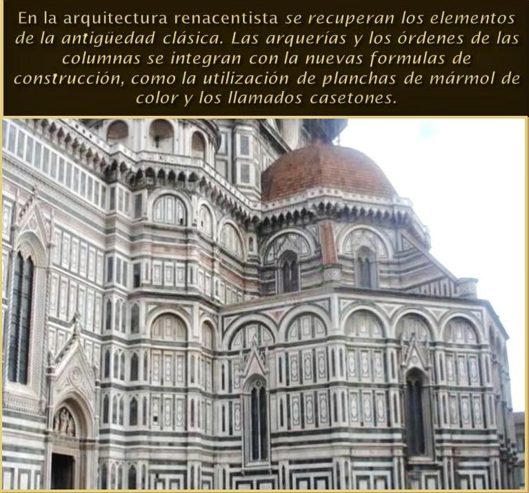 Etapas del renacimiento historia del arte en resumen for 5 tecnicas de la arquitectura