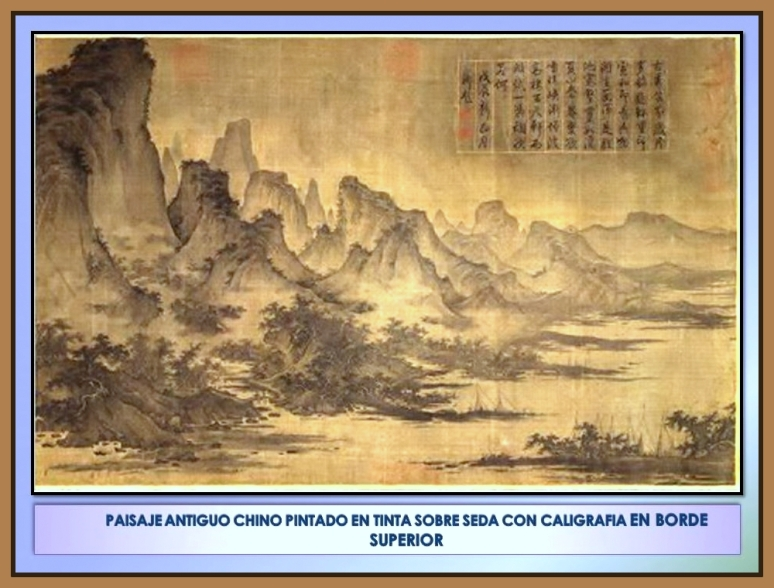 paisaje chino