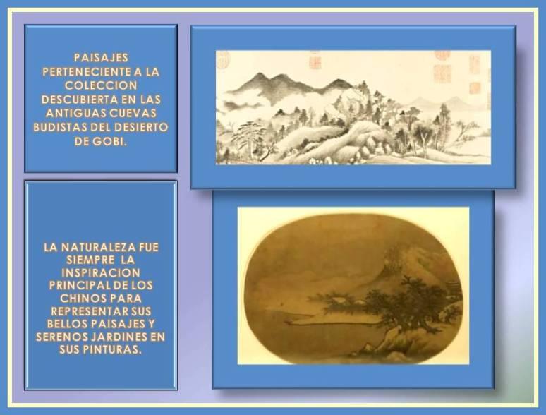 paisajes chinos