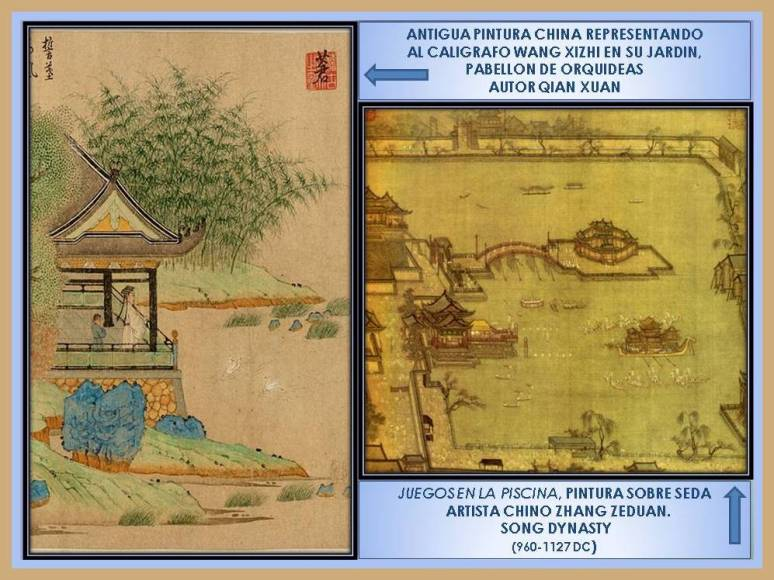 pinturas chinas