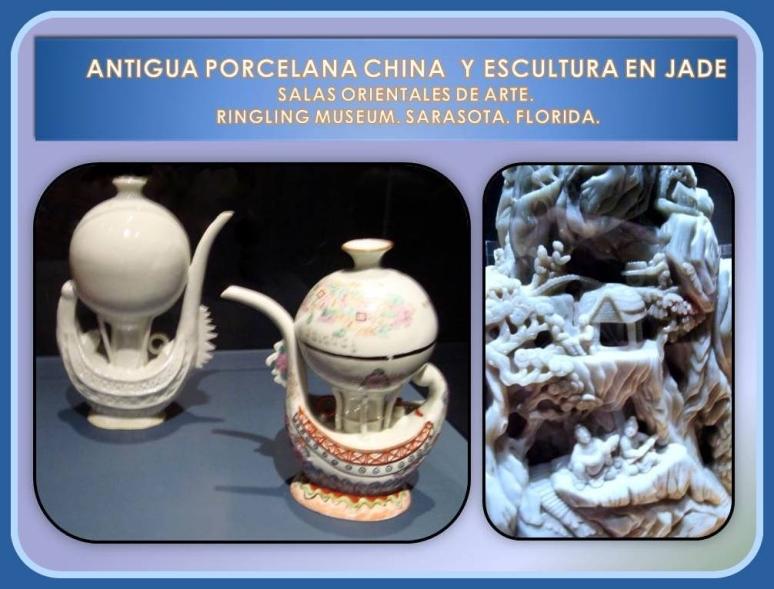 porcelana y jade