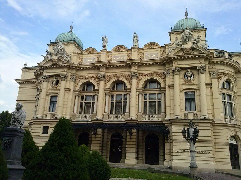 Edificio barroco