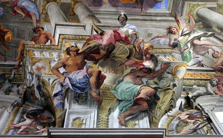 Andrea_pozzo,_gloria_di_sant'ignazio,_1685-94,_13