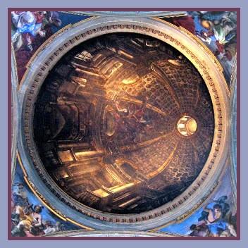 Cupula de San Ignacio de Roma. Andre del Pozo..jpg