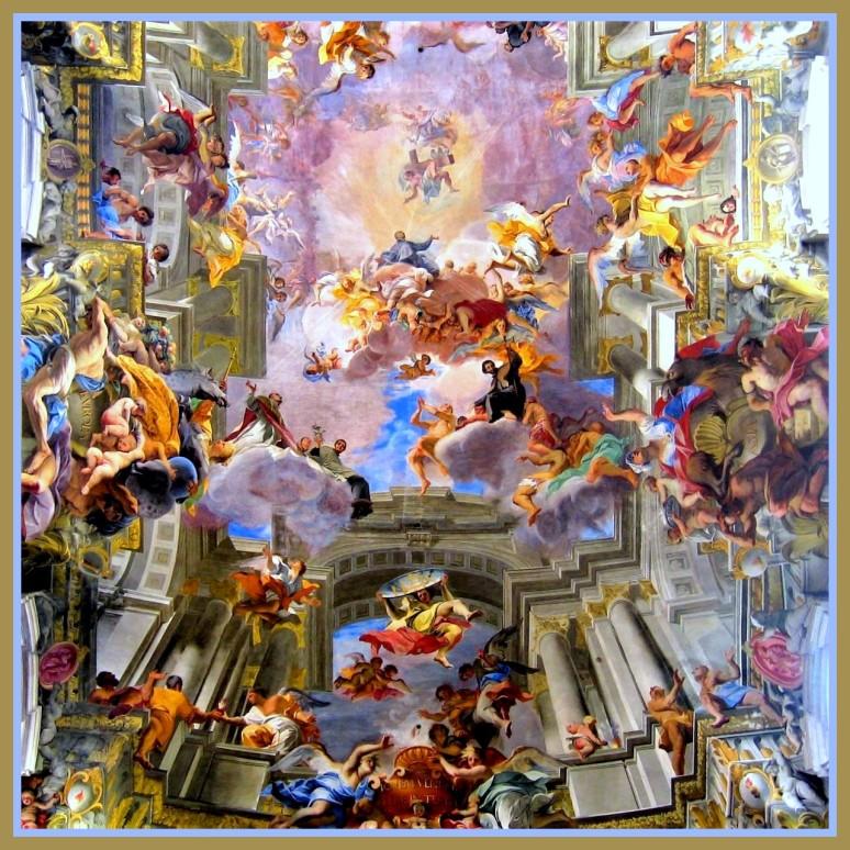 Frescos de la Boveda de San Ignacio. Andrea Pozo..jpg