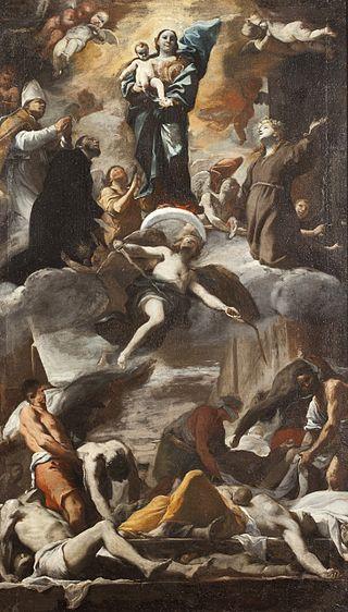 Mattia_Preti. Esbozo para La peste, 1656,.jpg