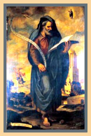 El Profeta Haboc. Nicolás Javier de Goríbar. Siglo_XVII