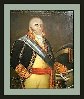 Retrato de Ignacio María De Álava Y Saenz De Navarrete.